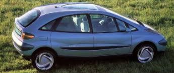 Influential - the 1994 Xanae concept...