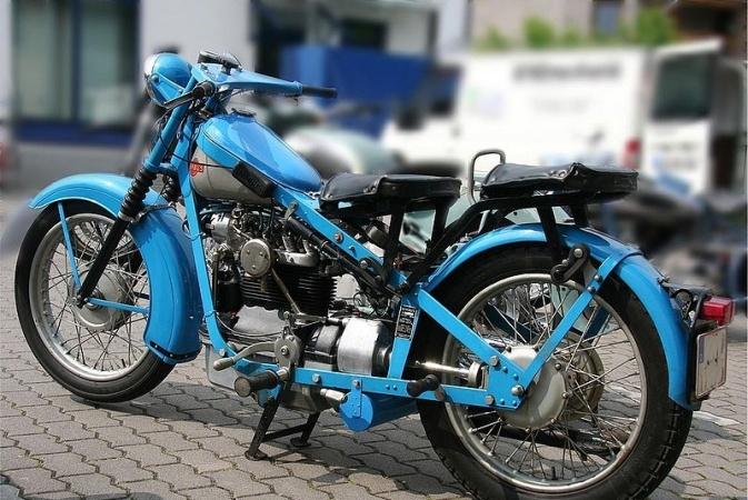 """1950 Nimbus model """"C"""""""