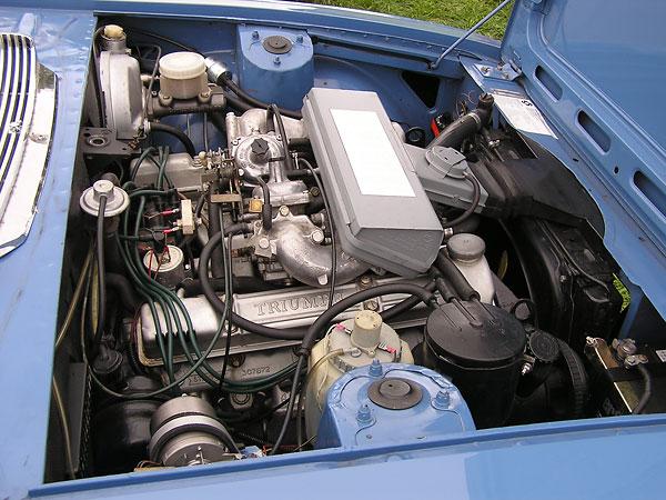 1970 Triumph Stag V8