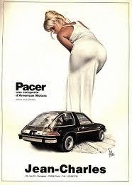 1970 AMC Pacer ad