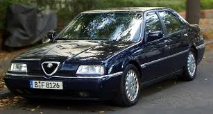 1990 Alfa Romeo 2.0 V6. Image courtesy of Wikipedia