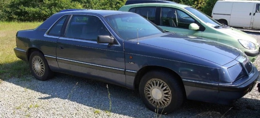 1991 Chrysler LeBaron 3.0 V6