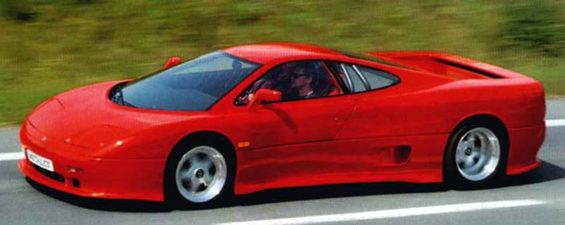 1991 Tatra MTX V8