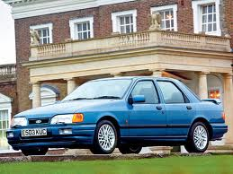 1992 Ford Sierra Sapphire 2.0 V6 (Germany only)