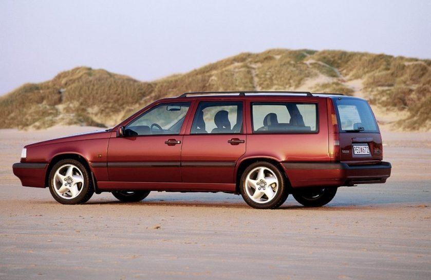 1993 Volvo 850 wagon