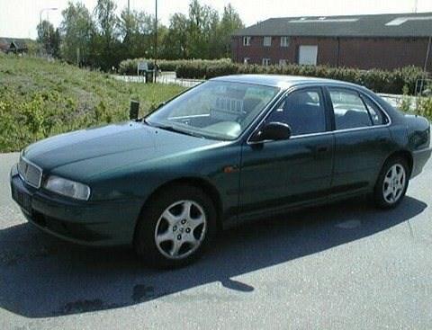 1996 Rover 600 2.0 Ti diesel