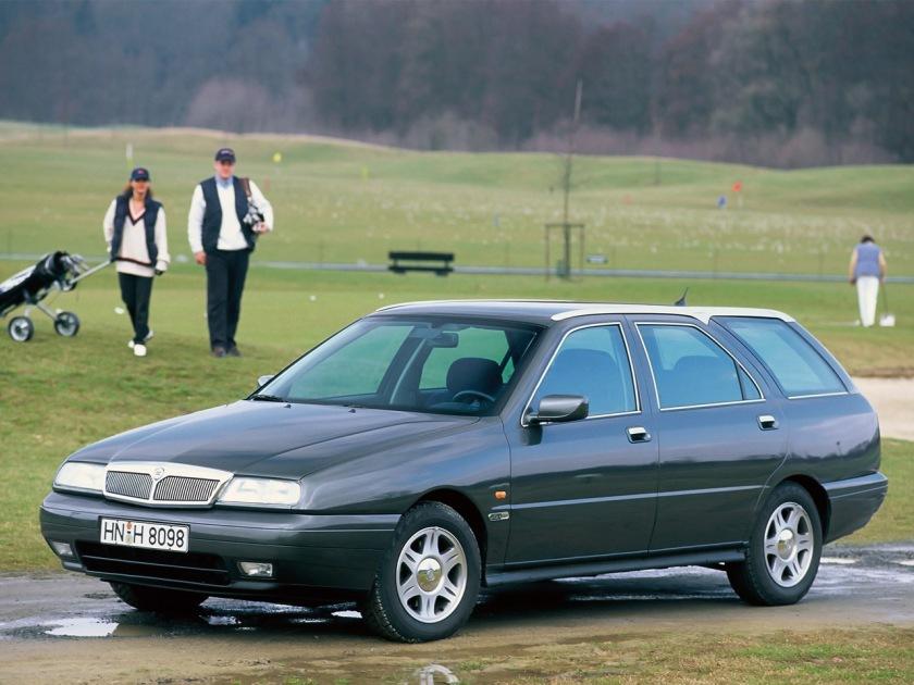 1996 Lancia Kappa 2.0 litre estate