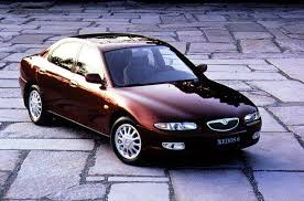 1997 Xedos 6. Image courtesy of The Truth About Cars.