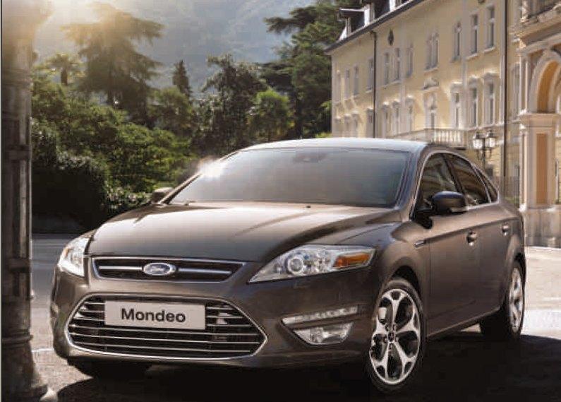 2014 Ford Mondeo Titanium X