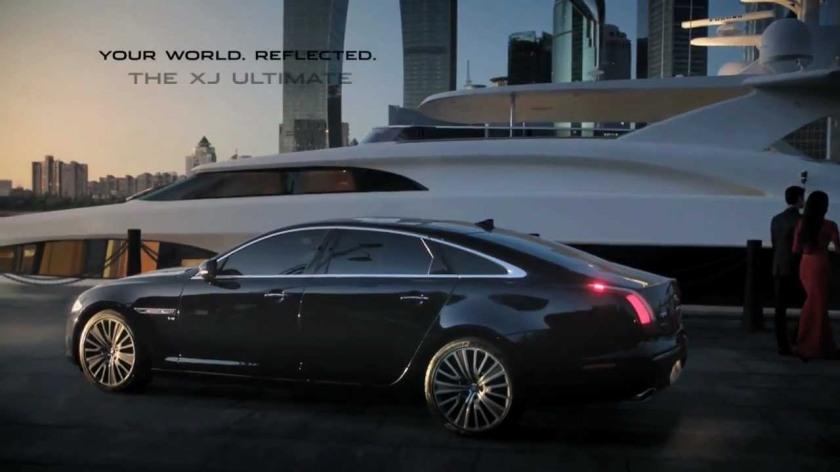 2014 Jaguar XJ 5.0 V8