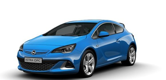 2014 Opel Astra GTC