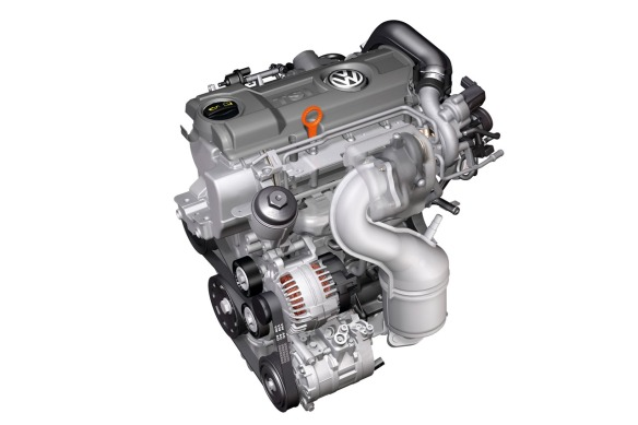 2014 VW 1.4 TSi engine