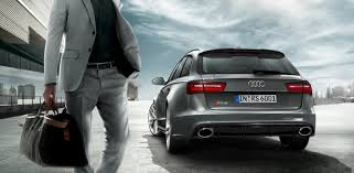 2014 Audi advertisement. The Omega man and his car.