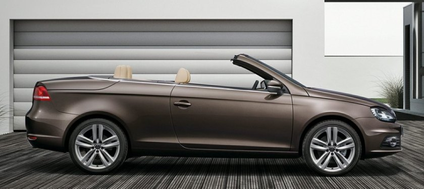 2014 VW Eos