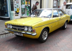 Not So Nice : Ford Cortina 2000 GXL