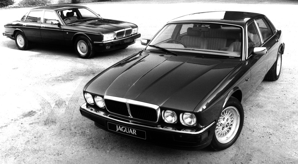 History Repeating – The Tragedy of Jaguar's XJ40 – Driven