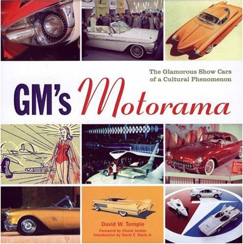 The GM Motorama traveled the US and showed people the space age.