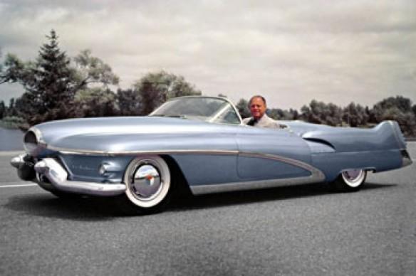 1951 GM Le Sabre concept car