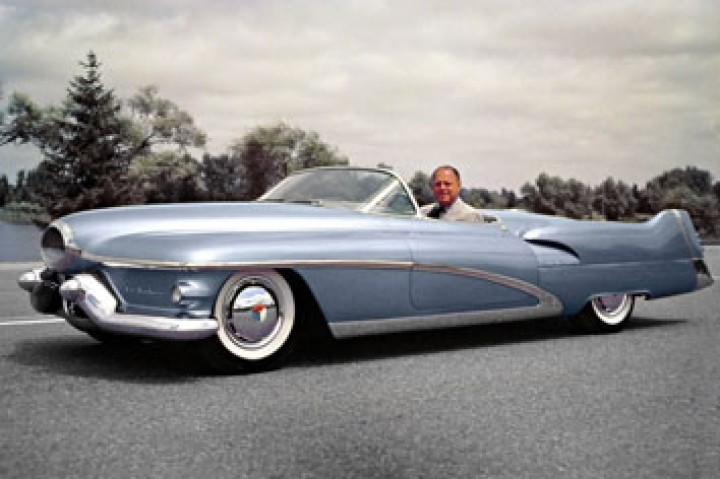 1951 GM Le Sabre concept car