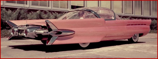 1954 De Soto Adventurer.