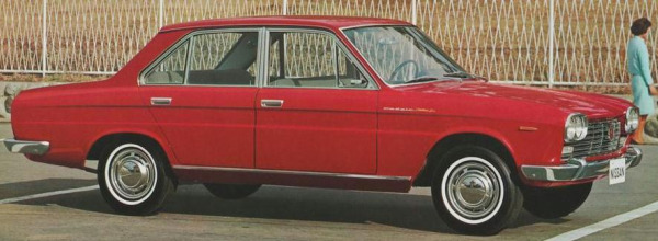 1966 Datsun Cedric