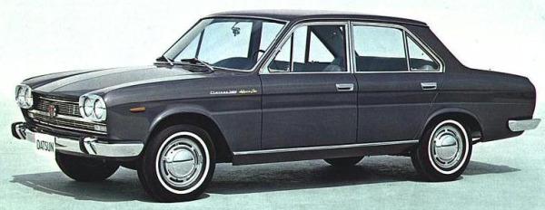 1967 Datsun 2000 deluxe