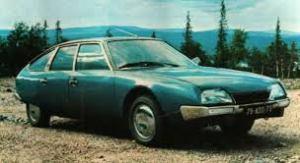 1974 Citroen CX (stock photo)