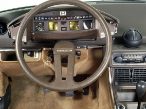 1974 Citroen CX dashboard