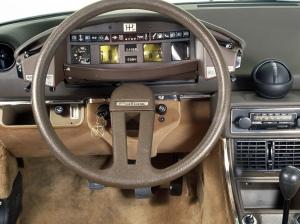 1974 Citroen CX dashboard