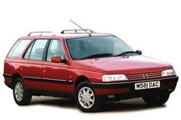 1992 Peugeot 404 estate