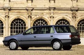 1992 Peugeot 405 estate 2