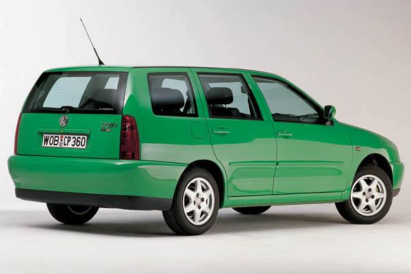 1997 VW Polo estate