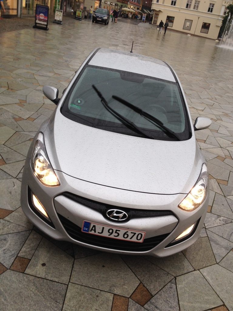 Neat and well-resolved: the 2014 Hyundai i30