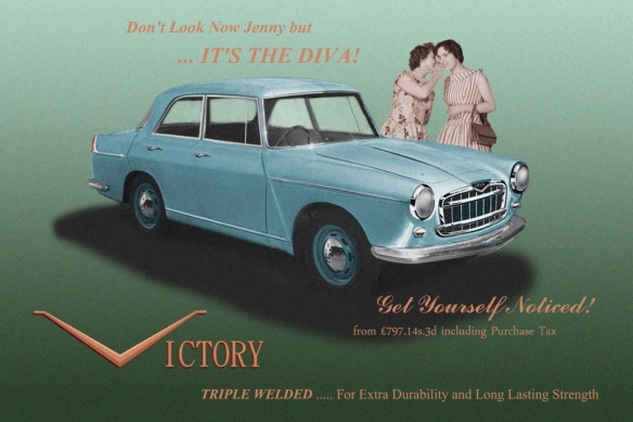 The 1957 Victory Diva