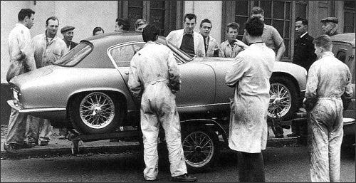 lotus 1957 elite_for_earls_court
