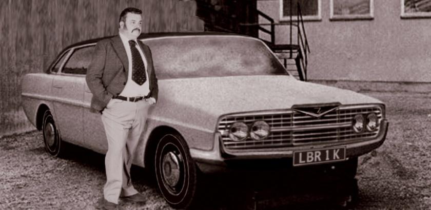 Len Brik 1915 - 1971 / Victory Magistratum 1959 - 1971