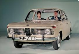 1964 BMW 1602
