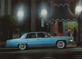 1977 Cadillac Fleetwood Brougham