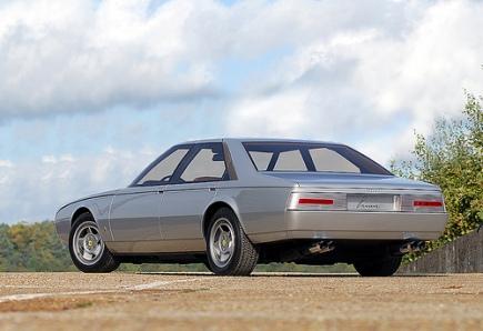 1980 Ferrari Pinin. (c) oldconceptcars