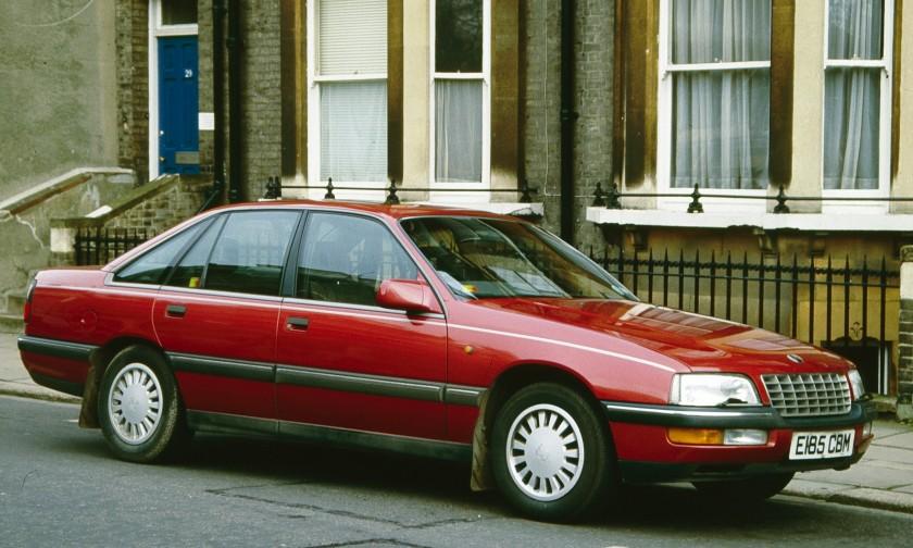 1988 Opel Senator