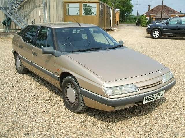 1989 Citroen XM