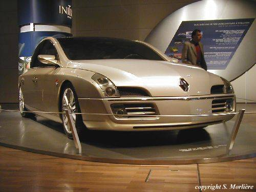 1995 Renault Initiale concept car