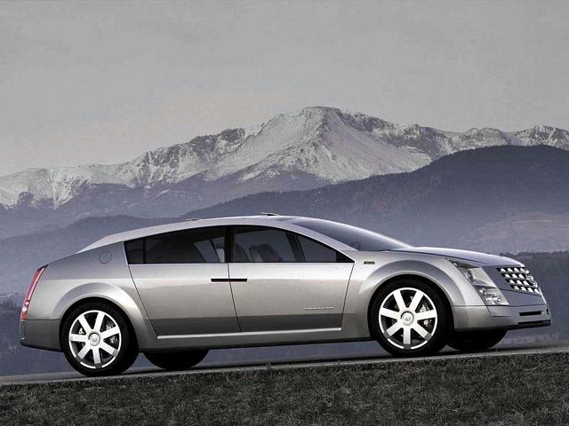 2001 Cadillac Imaj