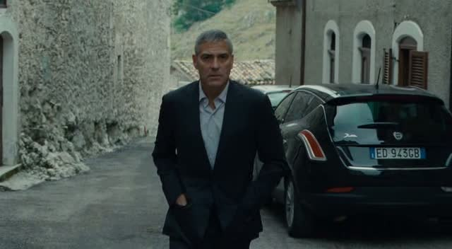 2010 Lancia Delta and George Clooney