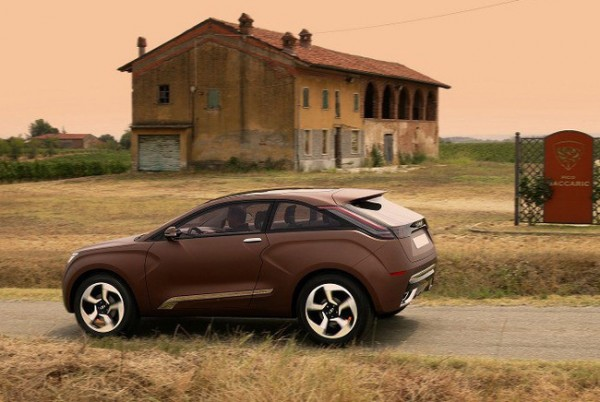 2012 Lada X-Ray concept