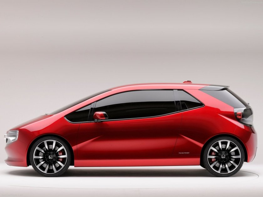 2013 Honda Gear concept car