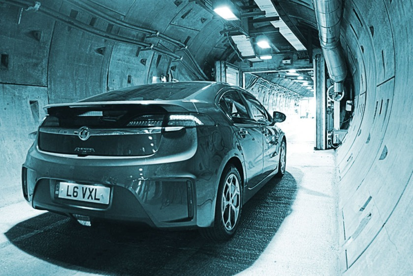 Ampera Tunnel