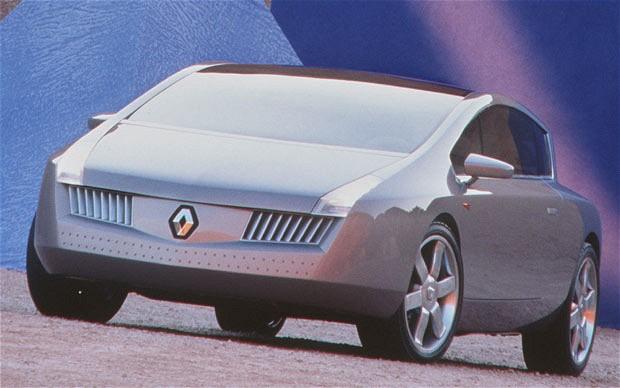 2000 Renault Koleos Concept Driven To Write