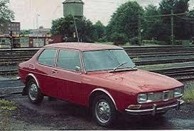 1968 Saab 99 small