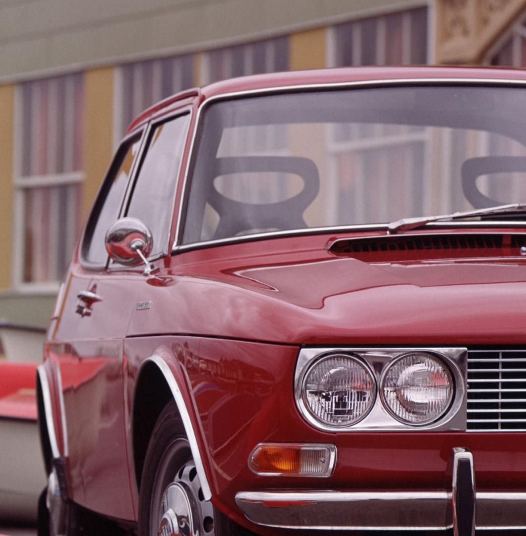 1968 Saab 99 006 4822